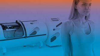 Hiperbarična komora in kisikova terapija